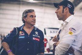 """Sainz: """"La Baja de Aragón es un complemento bastante bueno para preparar el Dakar"""""""