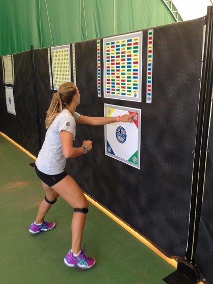 La mitad de los problemas visuales de los atletas podrían corregirse con terapia visual
