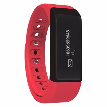 'Leotec Fitness Touch+', la pulsera inteligente activa que mejora la calidad de vida