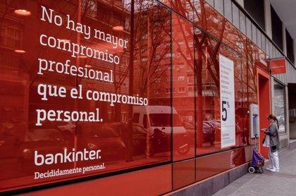 Bankinter gana 286 millones hasta junio, un 45% más, tras consolidar negocio en Portugal