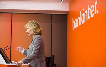 Dancausa (Bankinter) pide a los políticos que velen por España y formen Gobierno estable