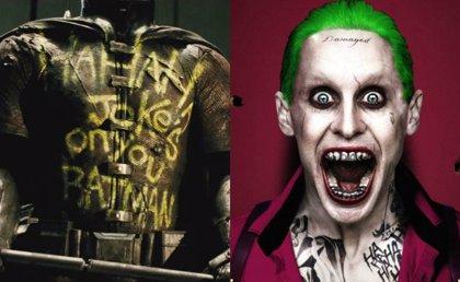 Comic-Con 2016: ¿Revelado el auténtico plan del Joker en Suicide Squad?