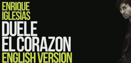 Enrique Iglesias presenta la versión en inglés de Duele el corazón