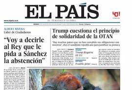 Las portadas de los periódicos de hoy, viernes 22 de julio de 2016