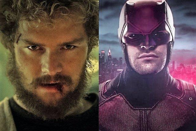 Iron Fist y Dardevil
