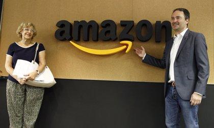 Amazon invertirá de forma decidida en España,tras inaugurar un 'hub' tecnológico en Madrid
