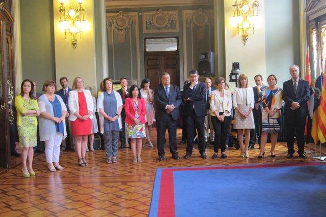 Reunión Plenario COPREPA.