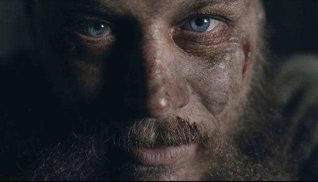 Ragnar Lothbrok en Vikings