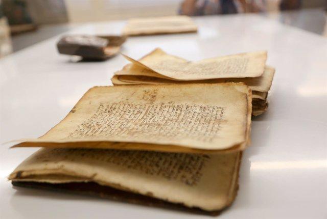 Manuscrito del Fondo Kati
