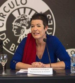 Francesca Friz-Prguda ACNUR España