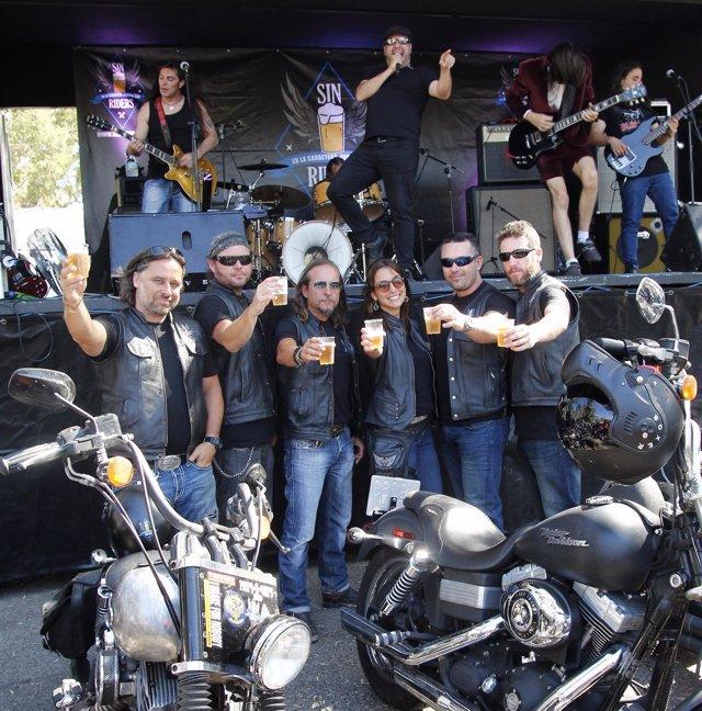 SIN Riders Málaga