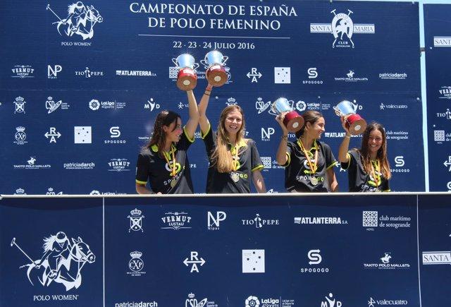 Campeonato de España de Polo Femenino