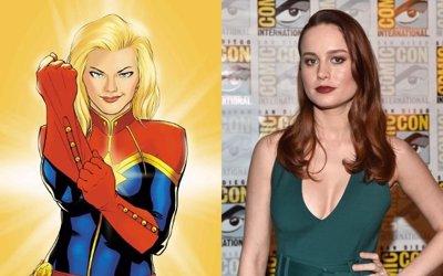Brie Larson Capitan Marvel
