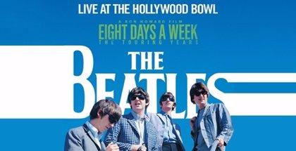 The Beatles por partida doble: película en cines y álbum en directo