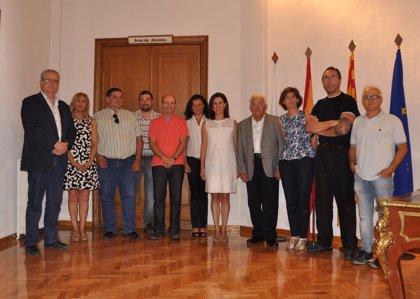 Sofejea y Adefo Cinco Villas sellan 16 años de cooperación con la firma de un convenio