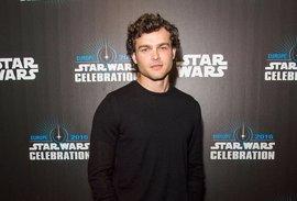 Disney estaría planeando una trilogía de Han Solo con Alden Ehrenreich