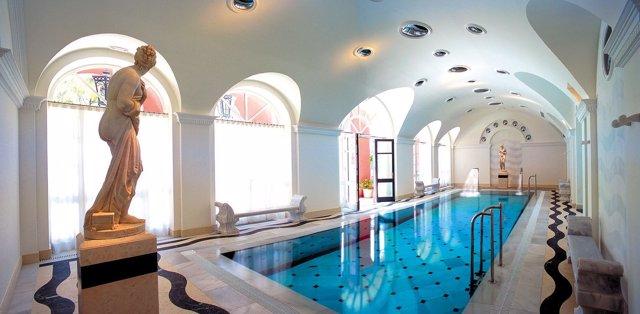 Villa Padierna The Spa Medical Wellness, del complejo hotelero de Marbella