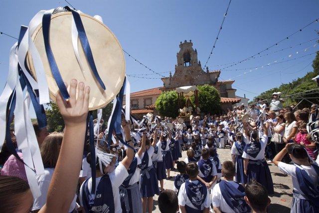 Fiesta de El Carmen en Camargo