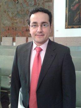 El nuevo alcalde de Baena, Jesús Rojano