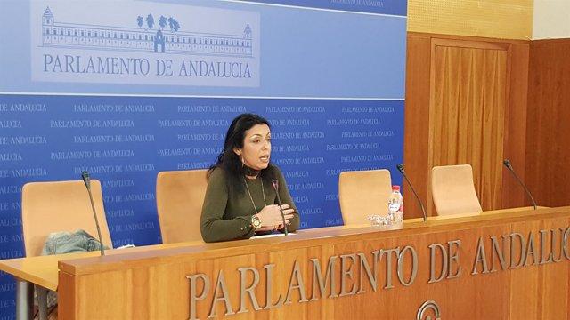 Marta Bosquet, diputada andaluza de Ciudadanos