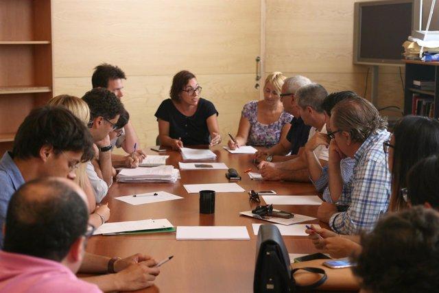 Reunión de la comisión 'Establecimientos  Emblemáticos'