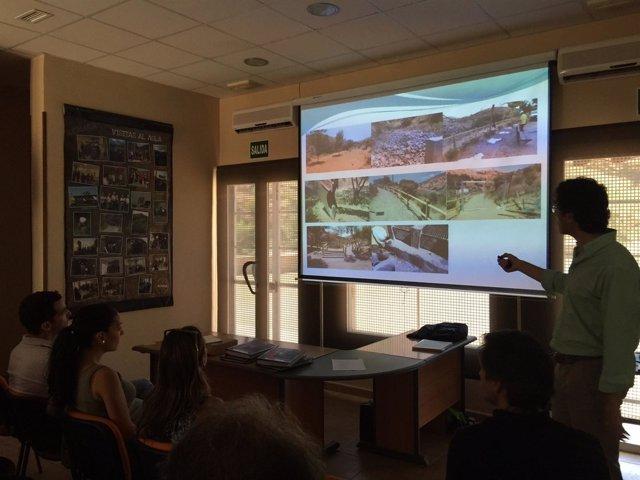 Exposición del proyecto de la mina del Sinapísimo