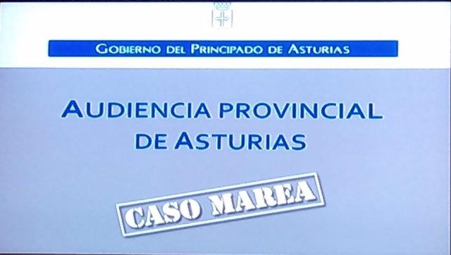 Caso Marea. Juicio Audiencia Provincial.