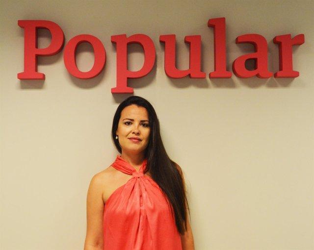 Popular Nombra A Victoria González Ceregido Directora De Comunicación