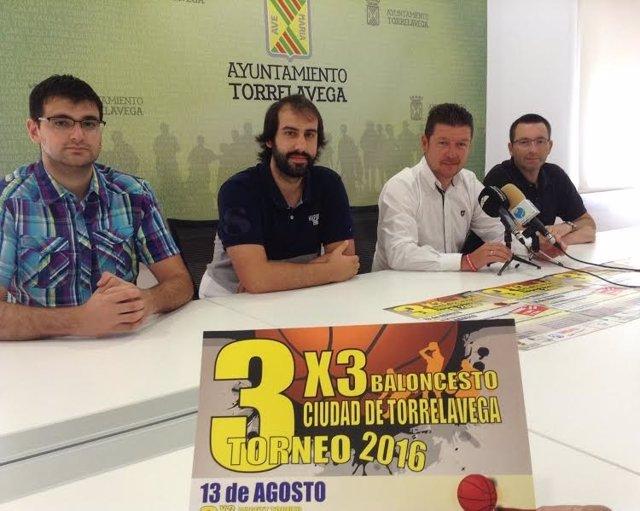 Presentación torneo 3x3