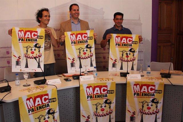 Presentación del MAC 2016