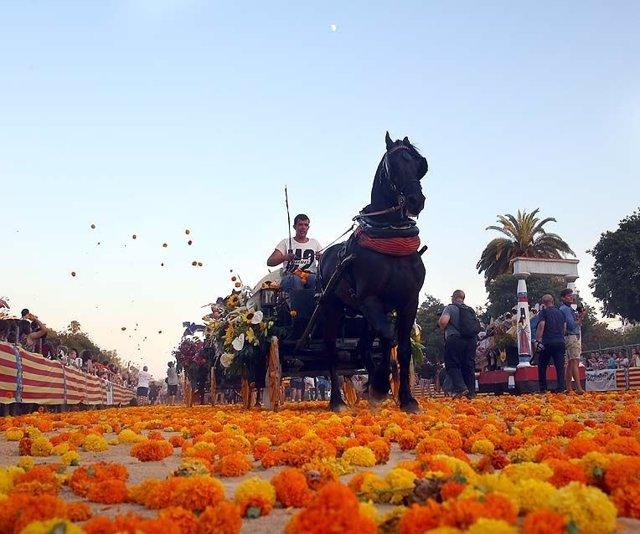 Batalal de Flores de Valencia