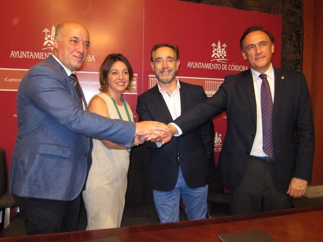 Ruiz, Ambrosio, López y Gómez, comprometidos con el cercanías