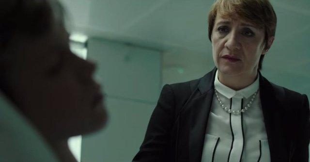 Blanca Portillo en Secuestro