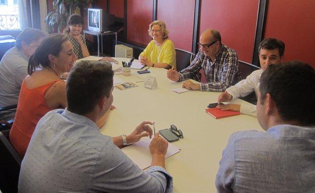 La Concejalía de Cultura y Turismo planifica el XII Concurso Nacional de Tapas