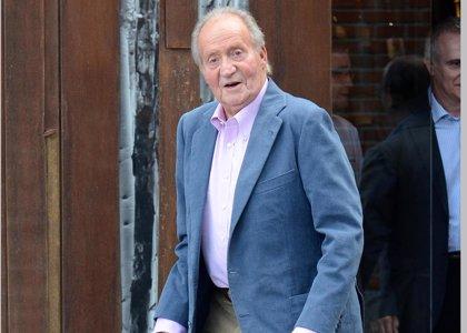 Don Juan Carlos I transmite a Kuczynski el deseo del rey Felipe VI de verse pronto
