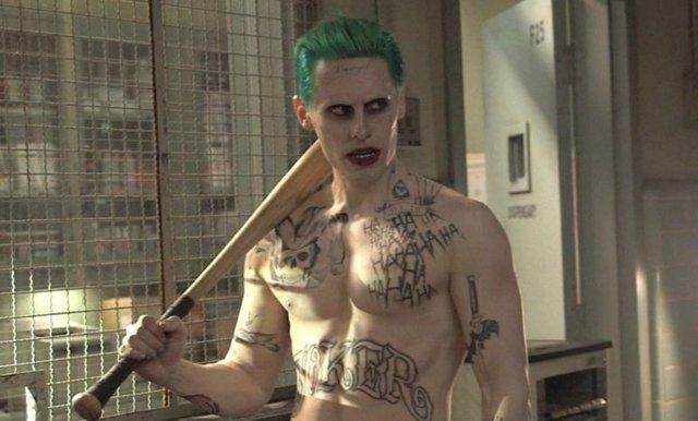 Jared Leto es el Joker en Suicide Squad