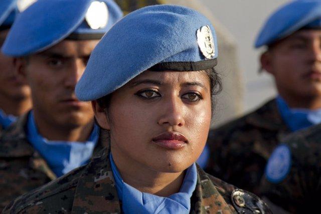ONU Misión de Paz en Hatí