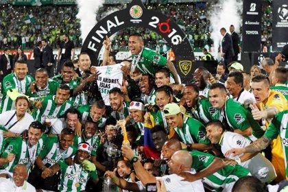 El Atlético Nacional, campeón de la Copa Libertadores por segunda vez