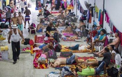 Los inmigrantes cubanos en Turbo (Colombia) serán deportados a Ecuador o a Cuba