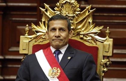 """Humala se despide de la Presidencia satisfecho con """"la gran transformación"""" de Perú"""