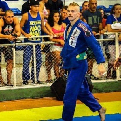 Jason Lee, campeón neozelandés de jiu-jitsu, fue secuestrado por la Policía de Río