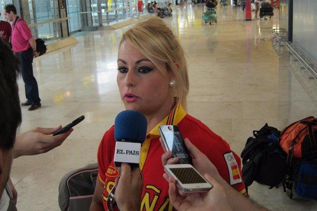 Lidia Valentín Halterofilia Juegos Olímpicos