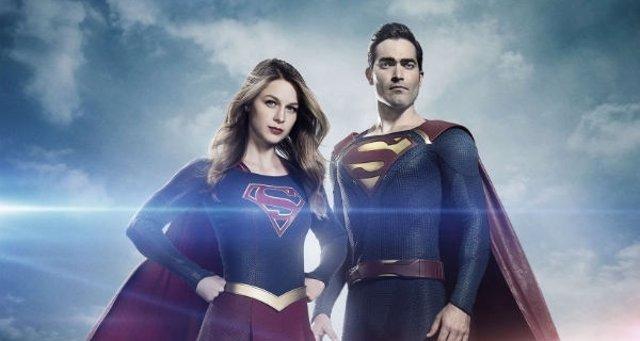 Superman en la serie Supergirl