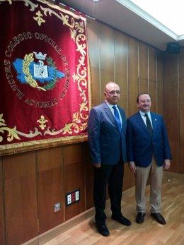 Juan José Rodríguez Sendín y Alejandro Braña Vigil.
