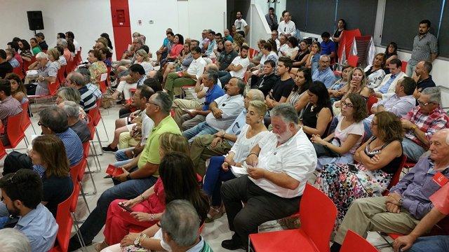 Comité provincial de Pontevedra del PSdeG