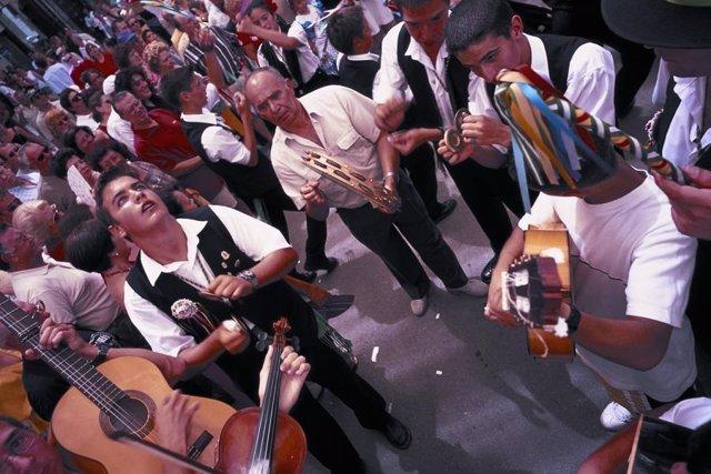 Verdiales, Málaga, música, turismo, pueblos, fiesta