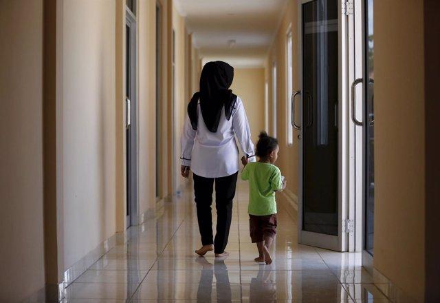 Abusos sexuales en Indonesia