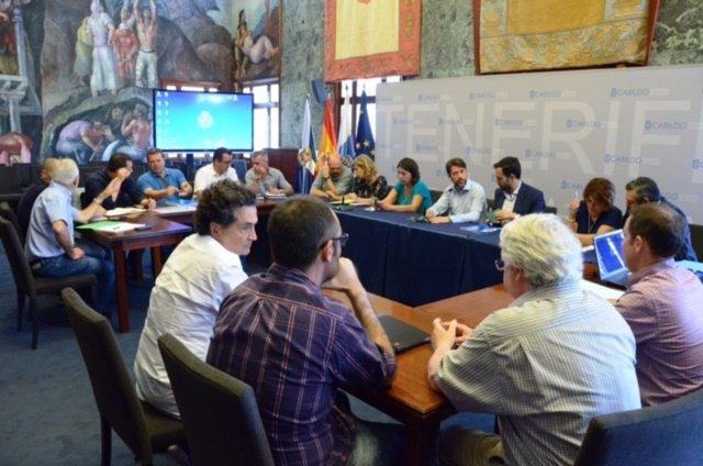 Fwd: Fotos Reunión Seguimiento Puerto De La Cruz