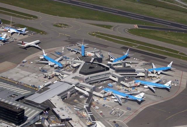 Aeropuerto de Ámsterdam Schipol
