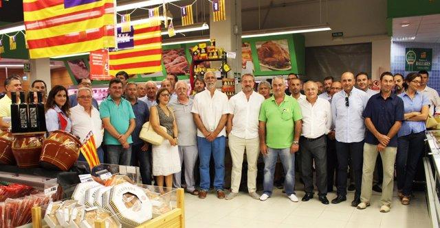 Campaña de Eroski 'Productes de Sa Nostra Terra'